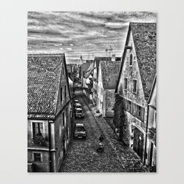 Rothenburg 27 Canvas Print