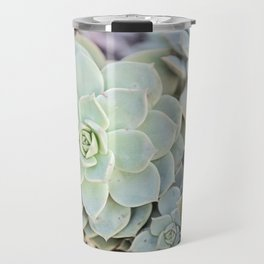 Echeveria Derenbergii Travel Mug