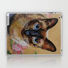 Siamese Cat Laptop & iPad Skin