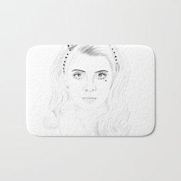Electra Heart - Lies Bath Mat