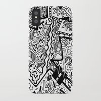 memphis iPhone & iPod Cases featuring Memphis by Andrea Cincotta