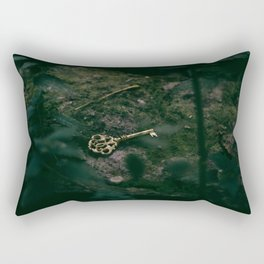 A story set in Twin Peaks II Rectangular Pillow