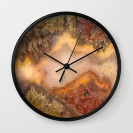 Idaho Gem Stone 31 Wall Clock