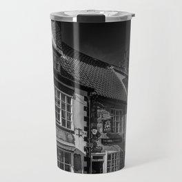 Cobbled Cafe Travel Mug