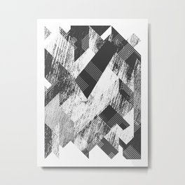 Volumes 1 Metal Print