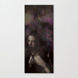 Flow Portrait Canvas Print
