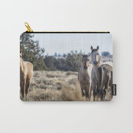 Growing Up Wild Carry-All Pouch