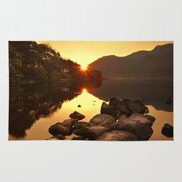 Evening Sun Rug