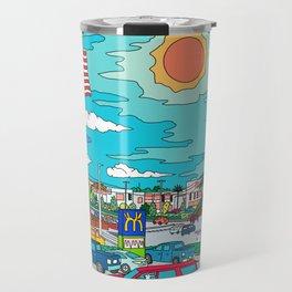 Orlando Sunrise Travel Mug