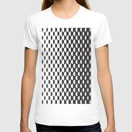 Hexagonal Gradients T-shirt