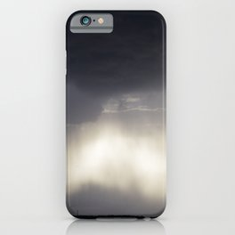 Sunbeams in the Rain iPhone Case