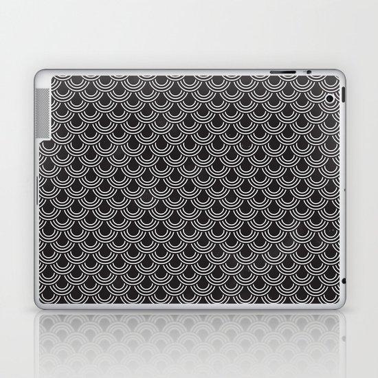 眞銀용갑옷 - Mithril DRAGON SCALES ARMOR CAPE Laptop & iPad Skin