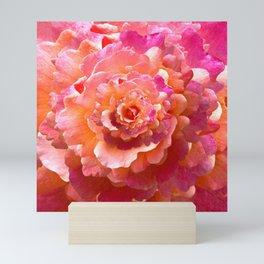 The Rose of Infinity Mini Art Print