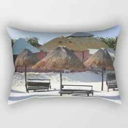 Carribean sea 16 Rectangular Pillow