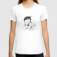 human T-shirts featuring Human by Ianah Maia