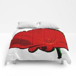 DBM California Poppy 4 Comforters