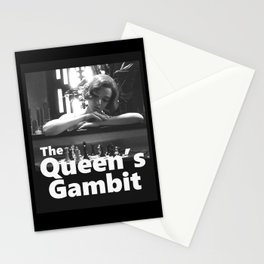 the queen's gambit miniseries Stationery Cards