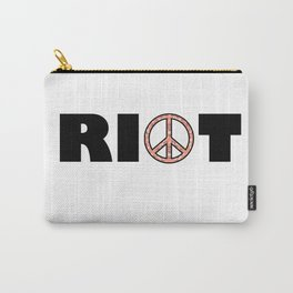 PEACEFUL OPPOSITION Carry-All Pouch