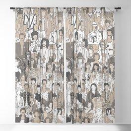 Little Women Sheer Curtain