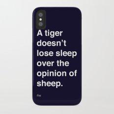 sheeple Slim Case iPhone X