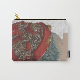 Red Ship Rising Carry-All Pouch