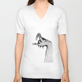 Muscle and Bone Unisex V-Neck