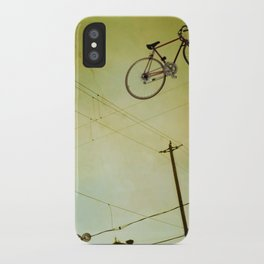 High Wire iPhone Case