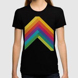 Bright Summer Lines T-shirt