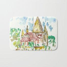 Mahabodhi Temple, Bagan Bath Mat