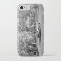jaguar iPhone & iPod Cases featuring Jaguar by Christina Nelson
