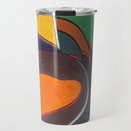 Art Deco Revival Travel Mug