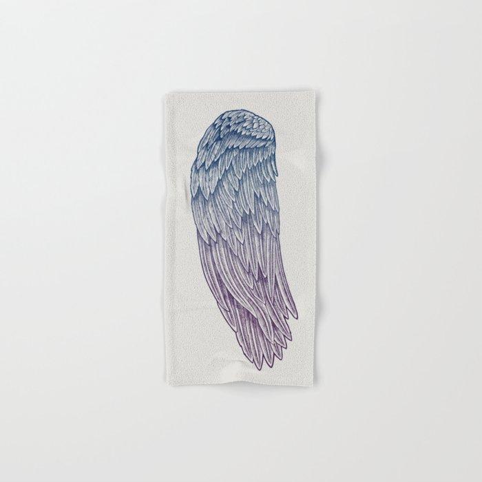 Angel Wings Hand & Bath Towel