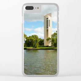 National Carillon, Canberra Clear iPhone Case