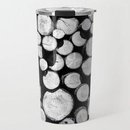 Sawn Timber Travel Mug