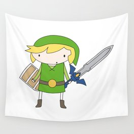 Link - Wind Waker Wall Tapestry