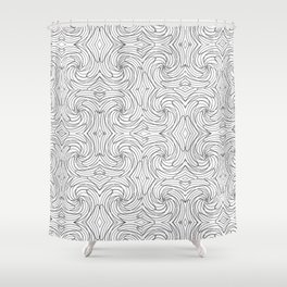 Jetsons Shower Curtain