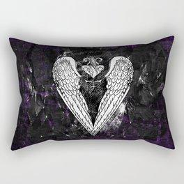 Punk Heart Rectangular Pillow