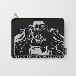 Fallout 3 War Never Changes Carry-All Pouch