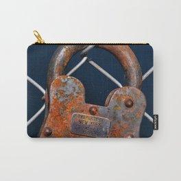 NY INSANE ASYLUM Carry-All Pouch