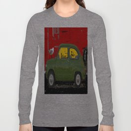slowly but surely Long Sleeve T-shirt