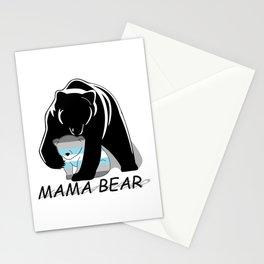 Mama Bear Demiboy Stationery Cards