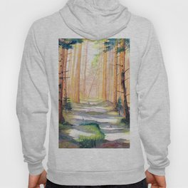 Down The Forest Path Hoody