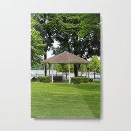 DeRivera Park- vertical Metal Print