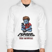 magic the gathering Hoodies featuring Magic The Gathering The Musical by Molly Coffee