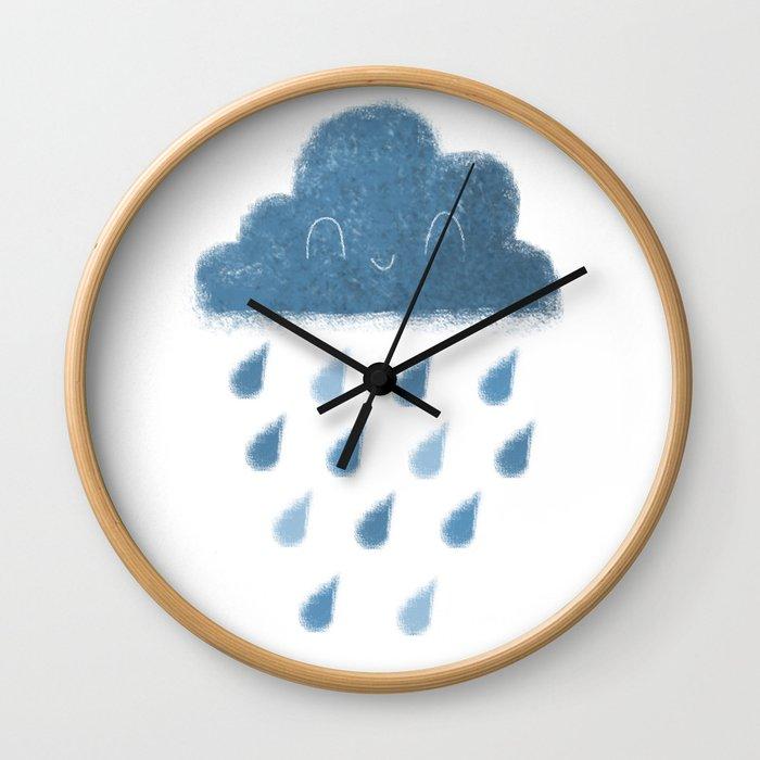 Plou Wall Clock