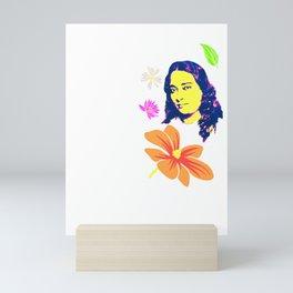 Love all with love none have felt   Paramahansa Yogananda Mini Art Print