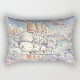 Il Veliero Volante Rectangular Pillow