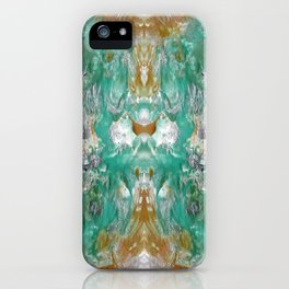 Marbled Dream iPhone Case