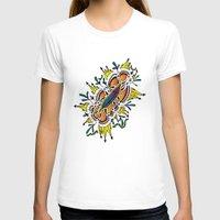 zentangle T-shirts featuring Zentangle #2b by ShaMiLa