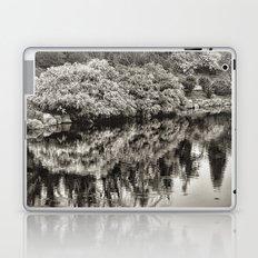 Ginter Pond (Sepia) Laptop & iPad Skin